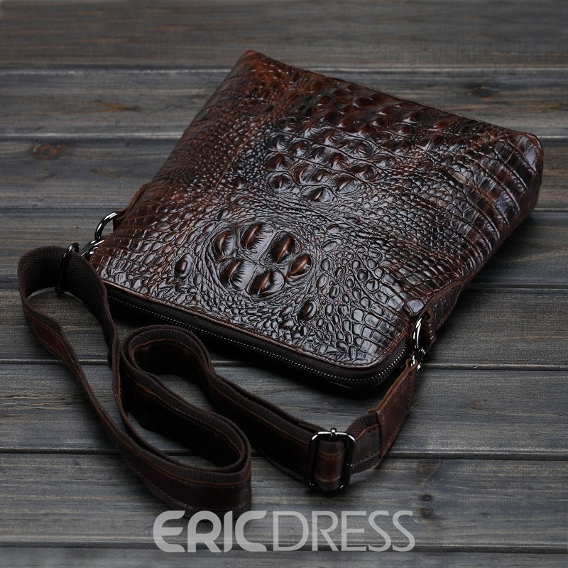 Ericdress Embossing PU Fashion Shoulder Bags