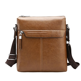 Ericdress Brief Design Men's Business Shoulder Bag