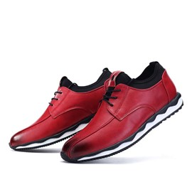 Ericdress Trendy Solid Color Men's Shoes