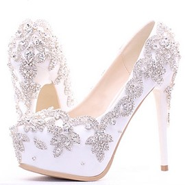 Ericdress Delicate Rhinestone Wedding Shoes