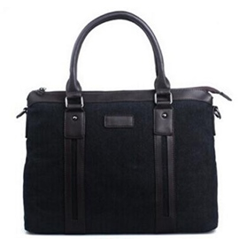 Ericdress Color Block Fashion Stripe Men's Tote Bags