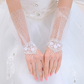 Ericdress Chic Wedding Gloves