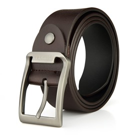 Ericdress Vintage Double Side Cowhide Men's Belt