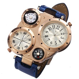 Ericdress Best Seller Compass & Weatherglass Personal Men's Watch