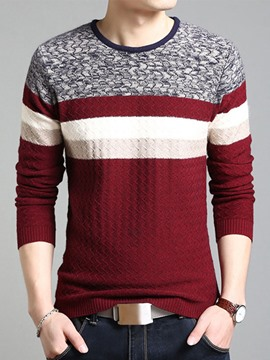 Ericdress Warm Pullover Men's Sweater