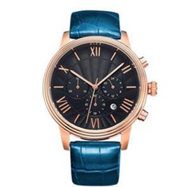 Ericdress Luminous Chronograph Watch For Men