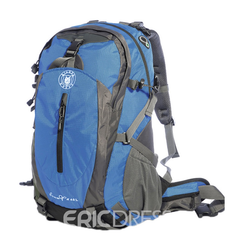Ericdress Outdoor Hiking Nylon Backpack