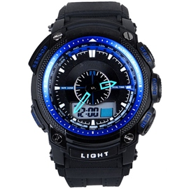Ericdress Outdoor Hiking Electronic Watch For Men
