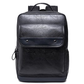 Ericdress Solid Color Big Capacity Travel Backpack