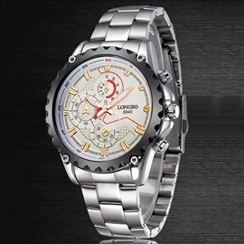 Ericdress Cool Dial Luminous Men's Watch