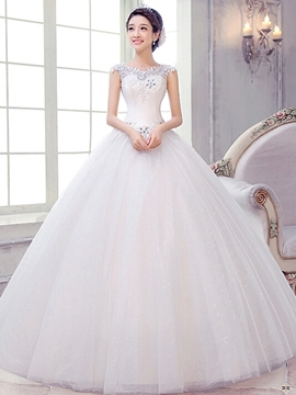Ericdress High Quality Ball Gown Wedding Dress