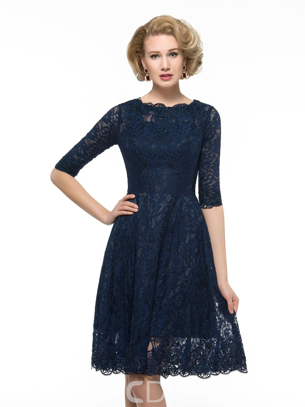 Ericdress Charming A Line Lace Mother Of The Bride Dress