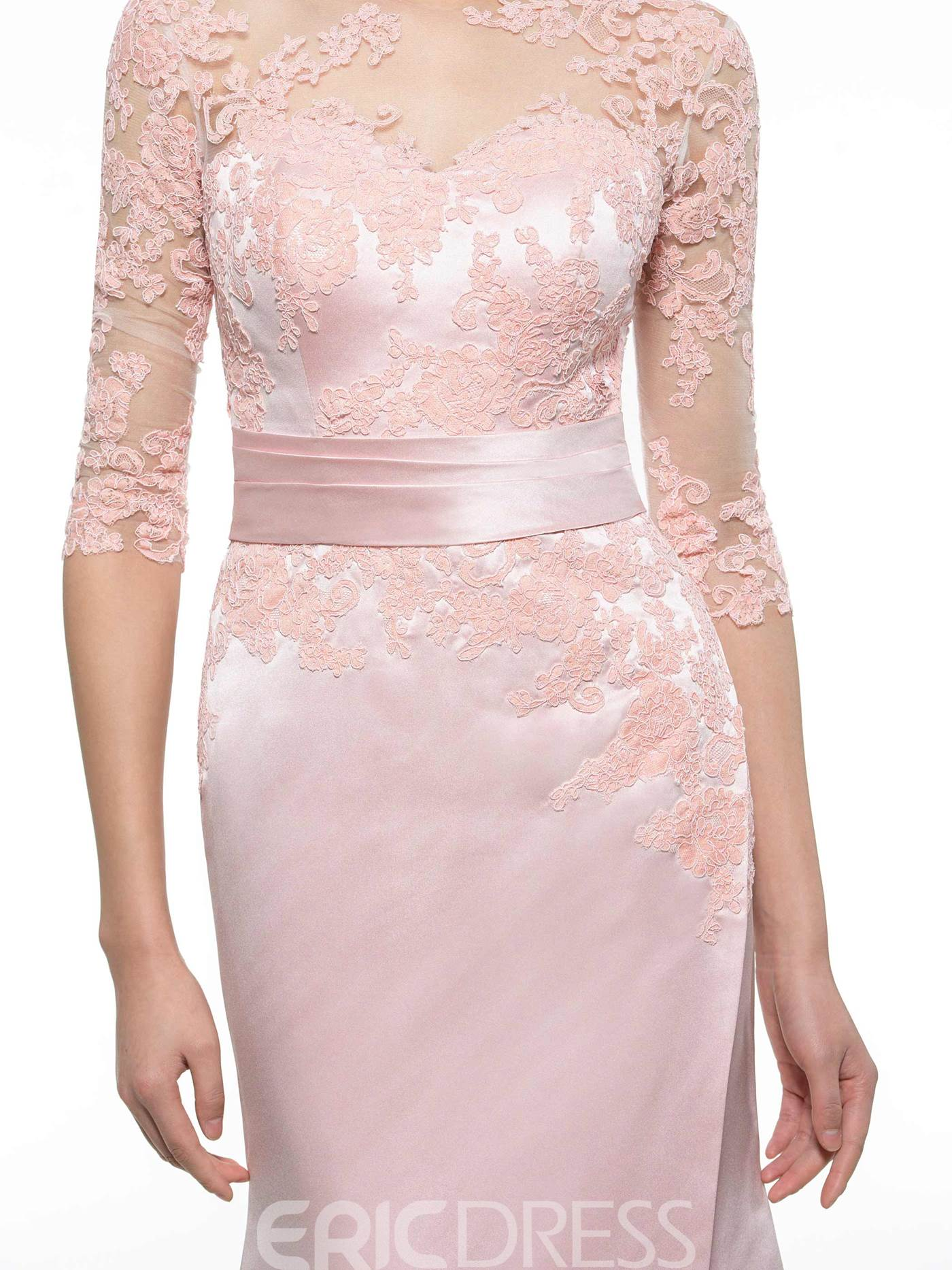 Ericdress Charming Mermaid Mother Of The Bride Dress