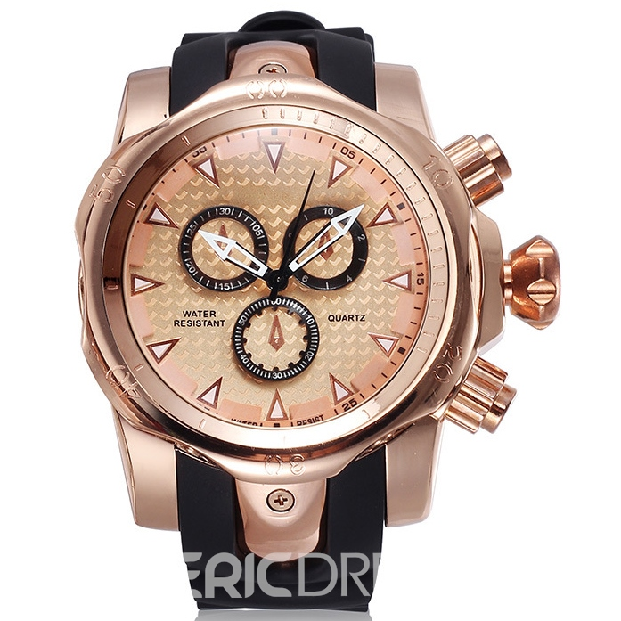 Ericdress Manliness Sport Quartz Watch