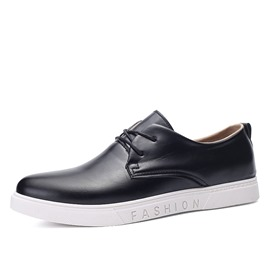 Ericdress Solid Color All Match Men's Sneakers