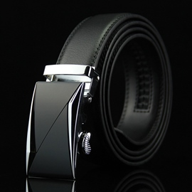 Ericdress Rhombus Men's Alloy Belt