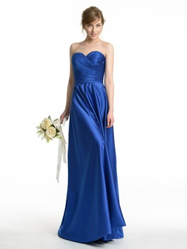 Ericdress Classic Sweetheart Long Bridesmaid Dress