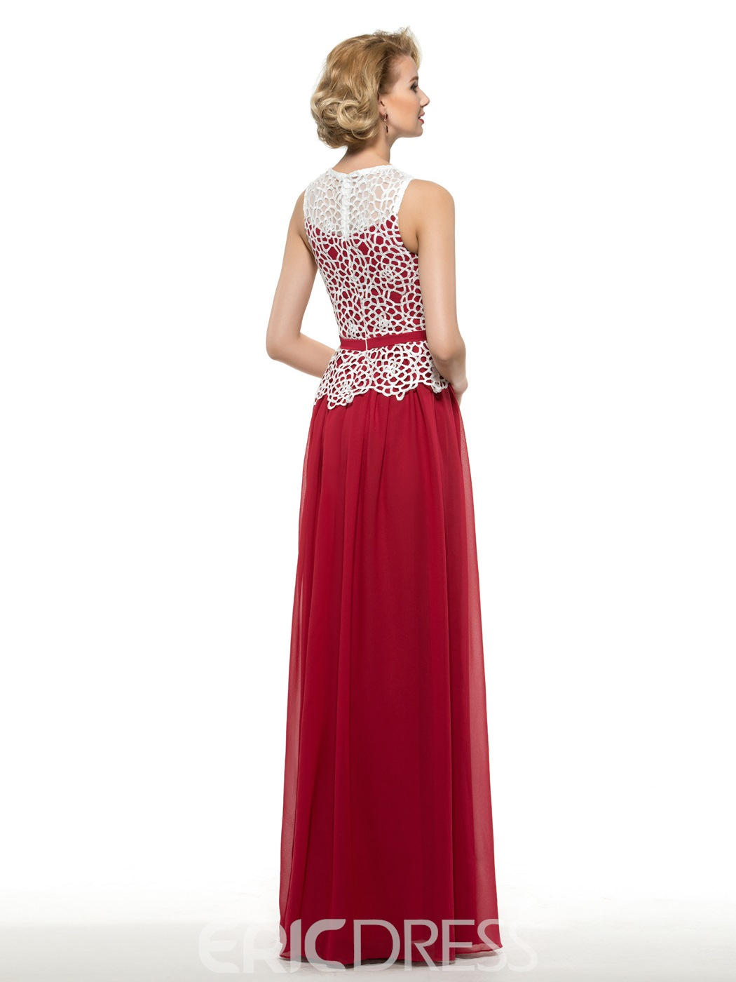 Ericdress Charming Long A Line Lace Mother Of The Bride Dress