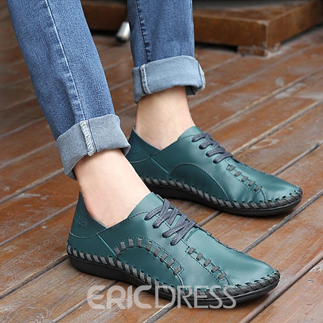 Ericdress Special Lace up Men's Casual Shoes