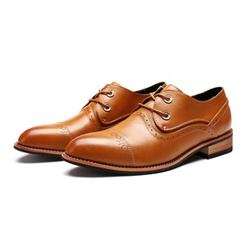 Ericdress Pu Men's Brogues