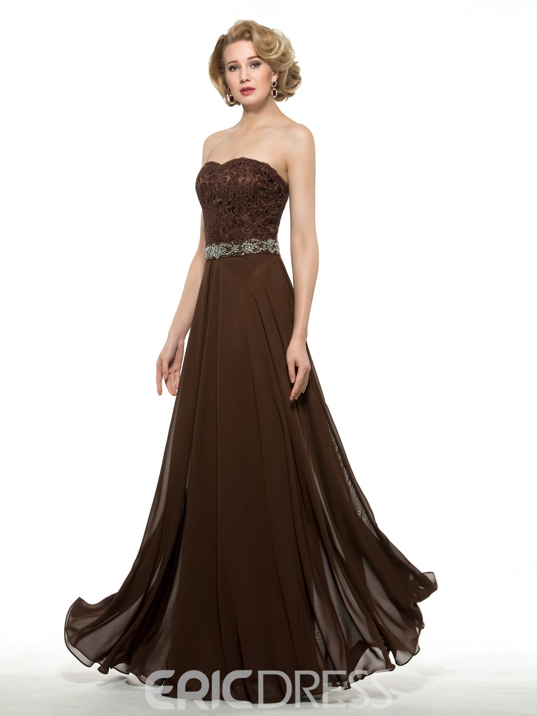Ericdress Elegant Sweetheart A Line Mother Of The Bride Dress With Jacket