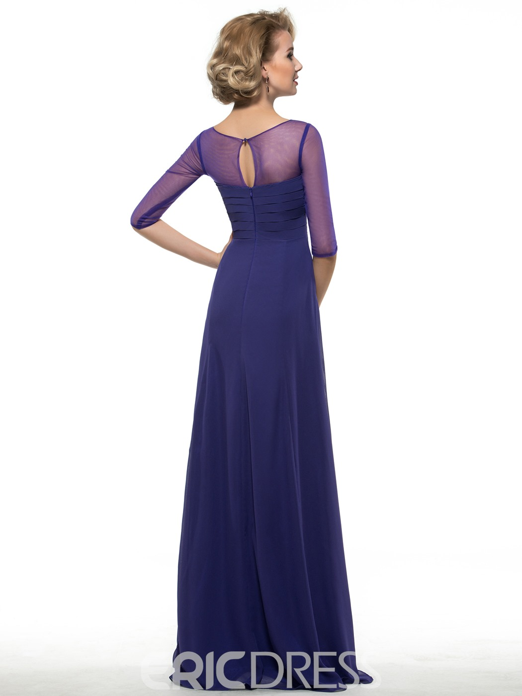 Ericdress Half Sleeves A Line Mother Of The Bride Dress