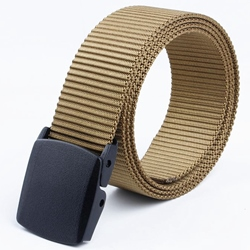 Ericdress Outdoor Mens Nylon Belt