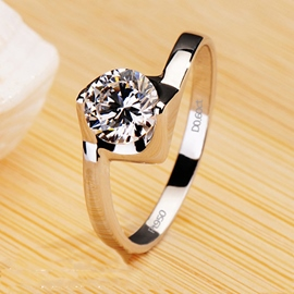 nscd diamant ring der liebe - David Tutera Wedding Rings
