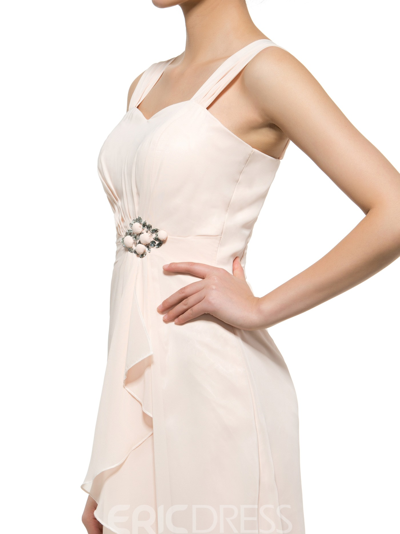 Ericdress High Quality Chiffon Mother Of The Bride Dress With Jacket
