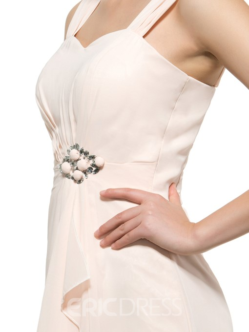 Ericdress Beading Short Mother Of The Bride Dress With Jacket