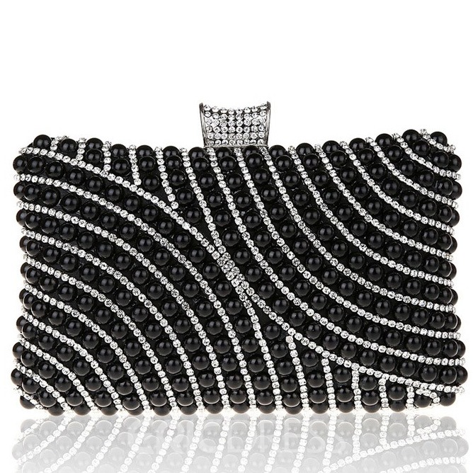 Ericdress Graceful Beaded Clutch