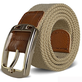 Ericdress Outdoor Men's Canvas Belt
