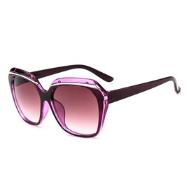 Ericdress All Match Anti UV Sunglasses