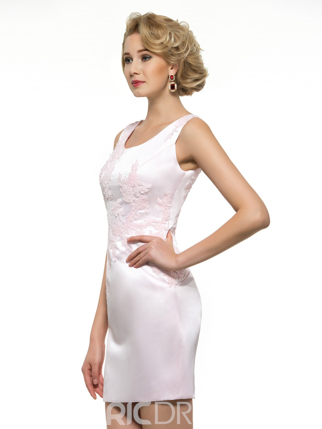 Ericdress Fancy Sheath Short Mother Of The Bride Dress