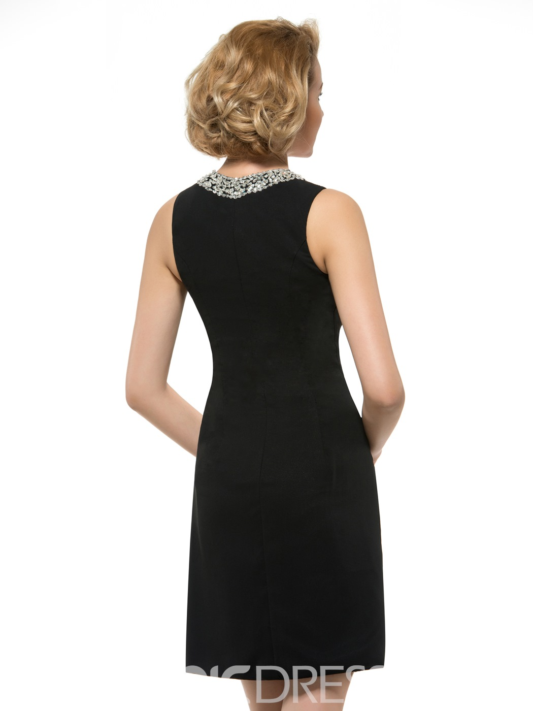 Ericdress Elegant Sheath Short Mother Of The Bride Dress