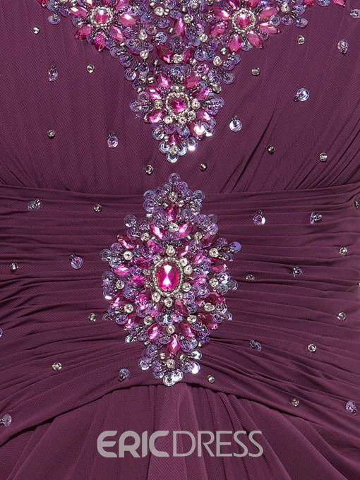Ericdress Gorgeous Beading A Line Mother Of The Bride Dress