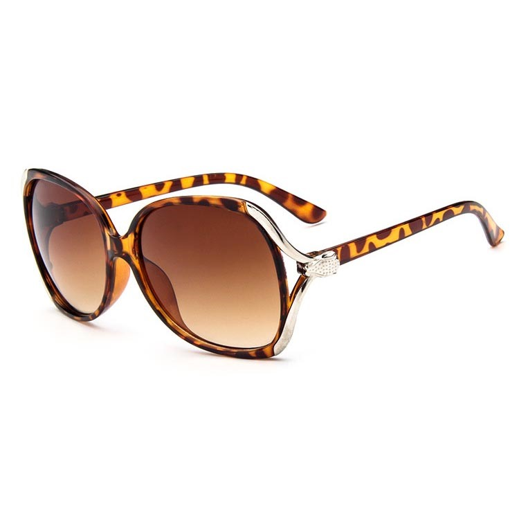 Ericdress Vogue Hollow Frame Resin Sunglasses