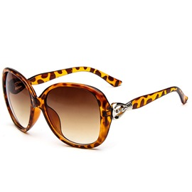 Large Frame UV Protection Sunglasses