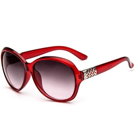 Ericdress Vintage Gradient Color Sunglasses