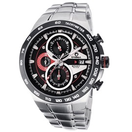 Ericdress Racing Chronograph Watch For Men