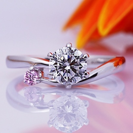 Ericdress True Love Diamond Ring