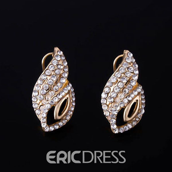 Ericdress Hollow Wing Jewelry Set