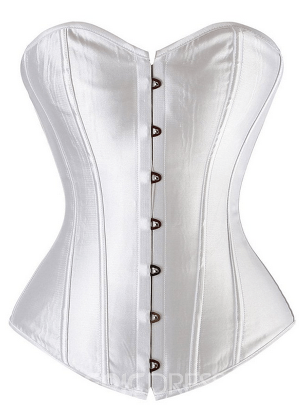 Ericdress Waist Trainer Cincher Control Plain Slim Women Corset