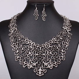 Ericdress Random Hollow Out Jewelry Set