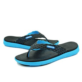Ericdress Color Block Thong Men's Slippers