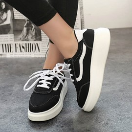 Ericdress Stylish Lace-Up Women's Sneakers