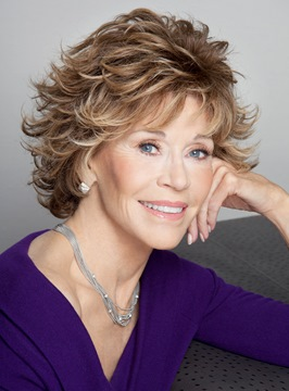 Ericdress Jane Fonda Hairstyles Wavy Layered Synthetic Hair Capless Wigs 8 Inches