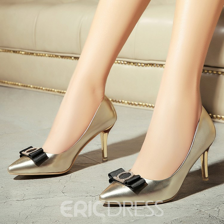 Ericdress Elegant Point Toe Pumps