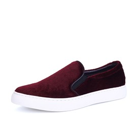 Ericdress British Slip-On Loafers