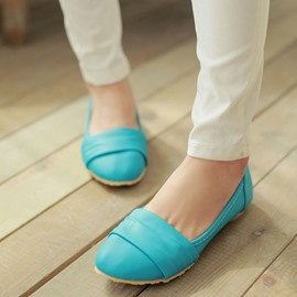 Ericdress Simple Candy Color Flats
